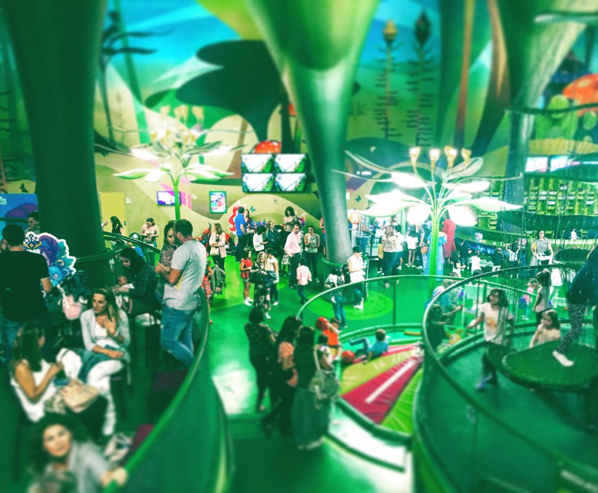Mattel presenta en magic forest de madrid a las - Madrid forest ...