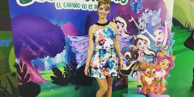 Presenta A Las Mattel En Magic De Forest Madrid EnchantimalsMiramami zVpqSUGLM